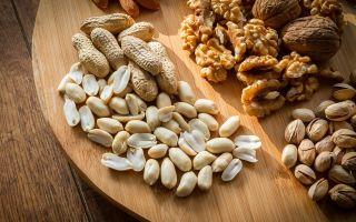 8 самых полезных для здоровья орехов и семян