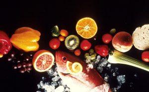 сервировка еды фото