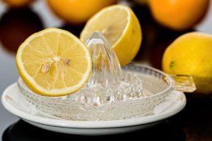 лимонный сок в домашних условиях